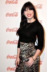 DAISY LOWE at Coca-Cola Summer Party in London 05/10/2017