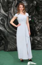 DAKOTA BLUE RICHARDS at Alien Covenant Premiere in London 05/04/2017