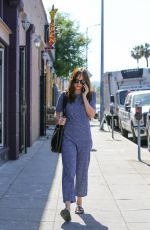 DAKOTA JOHNSON Out and About in Hollywood 05/11/2017