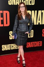 DANA DELANY at Snatched Premiere in Westwood 05/10/2017
