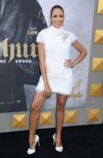 DANIA RAMIREZ at King Arthur: Legend of the Sword Premiere in Hollywood 05/08/2017