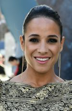 DANIA RAMIREZ at Pirates of the Caribbean: Dead Men Tell no Tales Premiere in Hollywood 05/18/2017