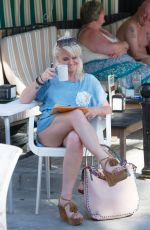 DANIELLA WESTBROOK on Vacation in Malaga 05/05/2017