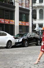 DANIELLE BERNSTEIN at Zero Bond Street in New York 05/23/2017