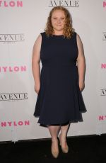 DANIELLE MCDONALD at Nylon Young Hollywood May Issue Party in Los Angeles 05/02/2017