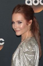 DARBY STANCHFIELD at 2017 ABC Upfronts Presentation in New York 05/16/2017