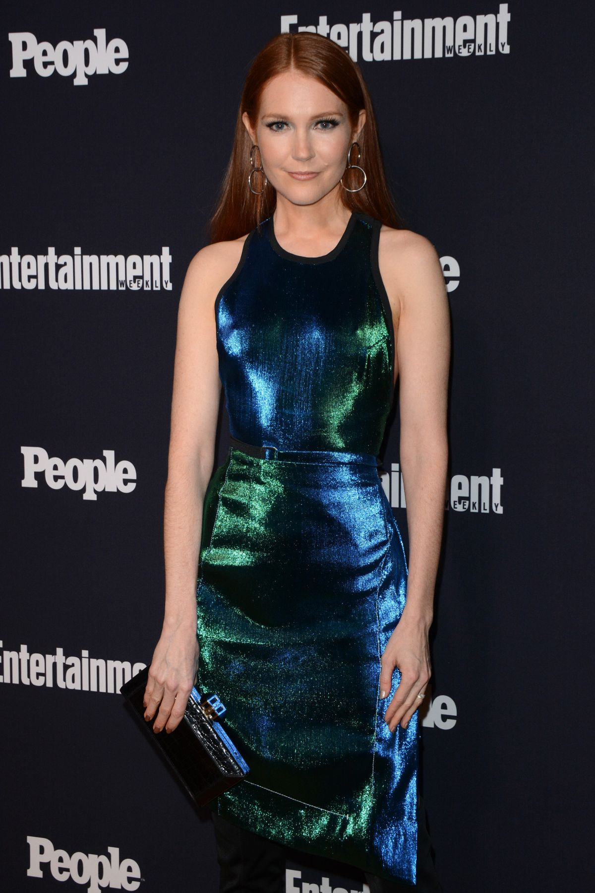 DARBY STANCHFIELD at Entertainment Weekly and People Upfronts Party in New York 05/15/2017