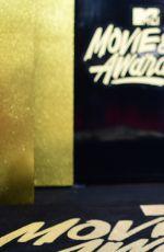 DEBBY RYAN at 2017 MTV Movie & TV Awards in Los Angeles 05/07/2017