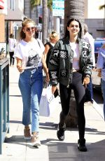 DELILAH and AMELIA HAMLIN Shoping at Kyle by Kyle Richards in Los Angeles 05/02/2017
