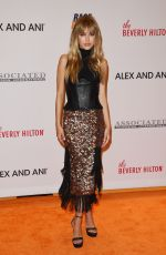 DELILAH HAMLIN at 24th Annual Race to Erase MS Gala in Beverly Hills 05/05/2017