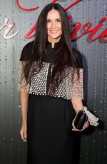 DEMI MOORE at Roger Vivier Event in Los Angeles 05/04/2017