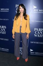 DEVIKA BHISE at Paris Can Wait Screening in New York 05/04/2017