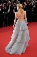 DIANE KRUGER at Anniversary Soiree at 70th Annual Cannes Film Festival 05/23/2017