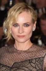 DIANE KRUGER at In the Fade Premiere at 70th Annual Cannes Film Festival 05/26/2017