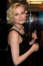 DIANE KRUGER at Italian Pavilion in the Halls of Hotel Majestic in Cannes 05/25/2017