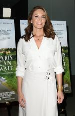 DIANE LANE at Paris Can Wait Premiere in Los Angeles 05/11/2017