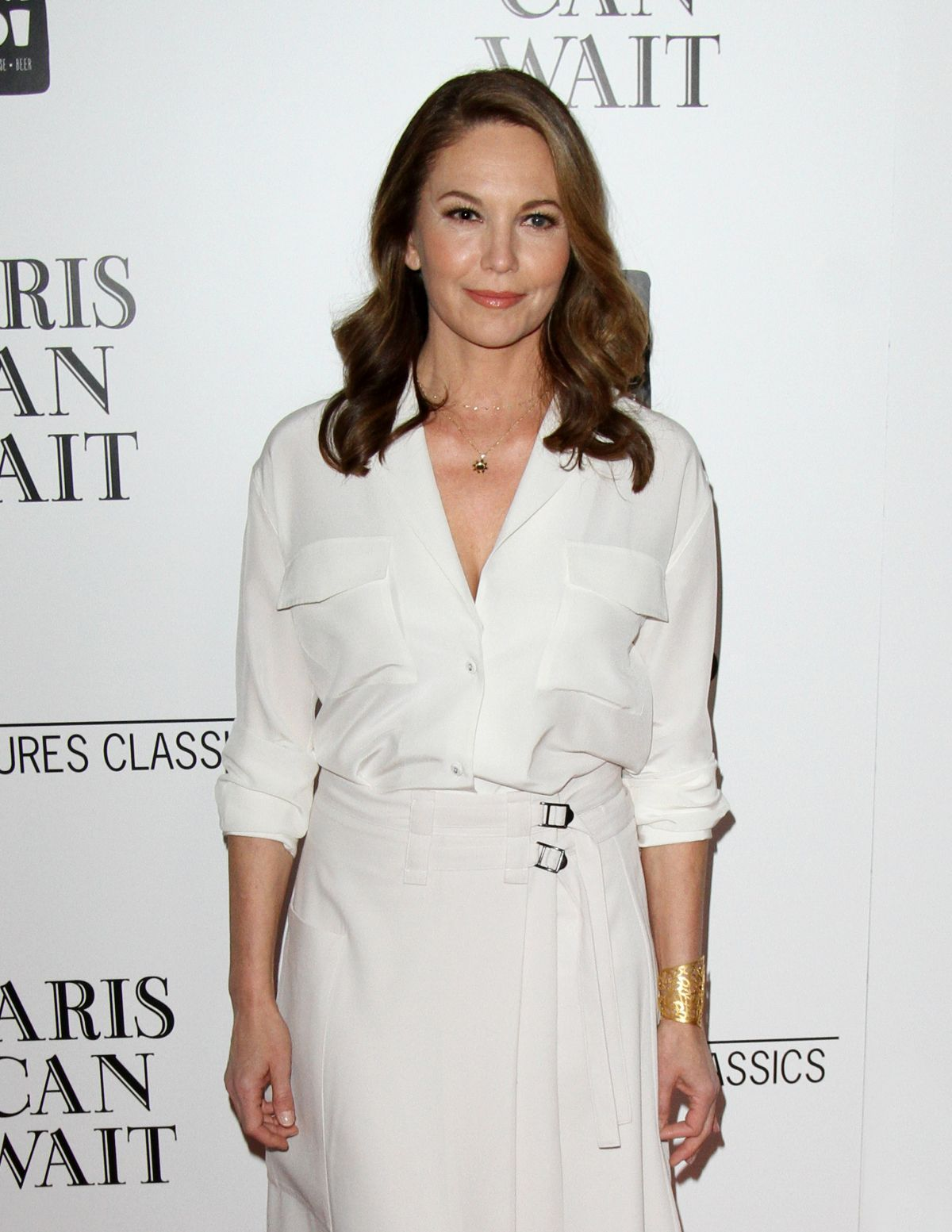 DIANE LANE at Paris Can Wait Premiere in Los Angeles 05/11 ...