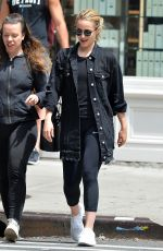 DIANNA AGRON Out for Lunch in New York 05/25/2017