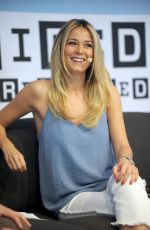 DILETTA LEOTTA at Wired Next Fest in Milan 05/27/2017