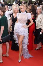 DOROTA DODA RABCZEWSKA at Anniversary Soiree at 70th Annual Cannes Film Festival 05/23/2017