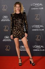 DOUTZEN KROES at L'Oreal 20th Anniversary Party at Cannes Film Festival 05/24/2017
