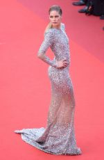 DOUTZEN KROES at The Beguiled Premiere at 70th Annual Cannes Film Festival 05/24/2017