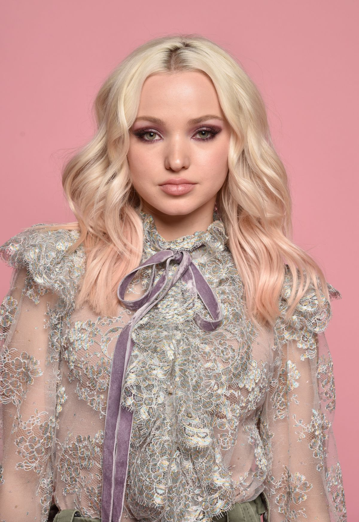 DOVE CAMERON at Beautycon Festival NYC in New York 05/20/2017