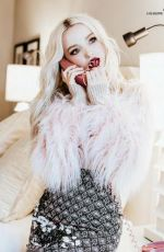 DOVE CAMERON in Modelist Magazine, May 2017 Issue