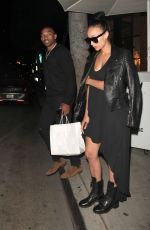 DRAYA MICHELE Night Out in Beverly Hills 05/12/2017