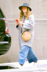 DREW BARRYMORE Out and About in New York 05/30/2017