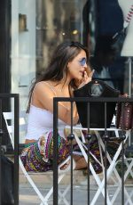 EIZA GONZALEZ Out for Coffee in Los Angeles 05/25/2017