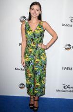 ELINE POWELL at ABC/Disney Media Upfront in Burbank 05/21/2017