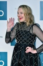 ELISABETH MOSS at Top of the Lake: China Girls Screening in London 05/30/2017