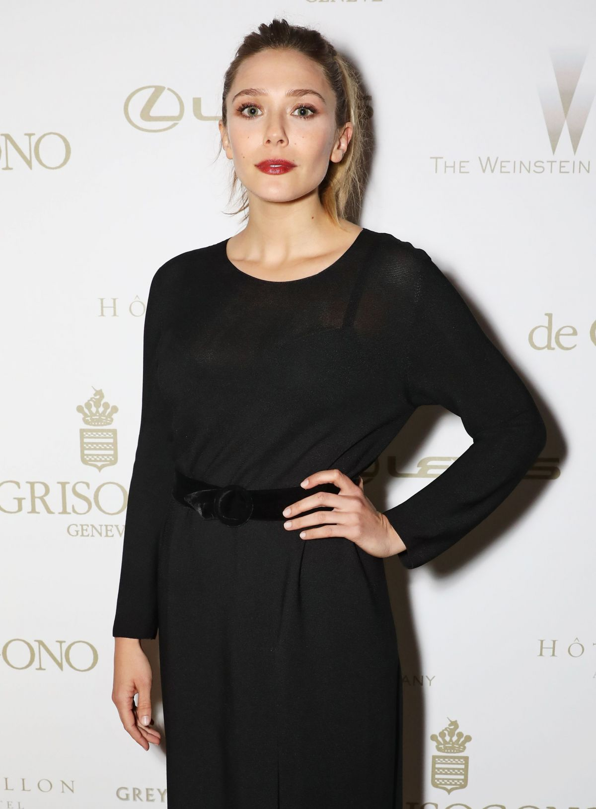 ELIZABETH OLSEN at Wind Rives Afterparty at 2017 Cannes Film Festival 05/20/2017
