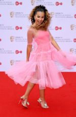 ELLA EYRE at 2017 British Academy Television Awards in London 05/14/2017