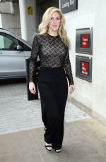 ELLIE GOULDING Out and About in London 05/31/2017