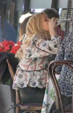 ELLIE GOULDING Out for Lunch with Friends in London 05/13/2017