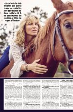 ELSA PATAKY in Hola Magazine, Spain May 2017 Issue