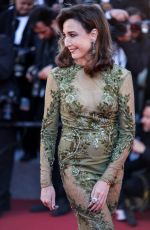 ELSA ZYLBERSTEIN at Okja Screening at 70th Annual Cannes Film Festival 05/19/2017