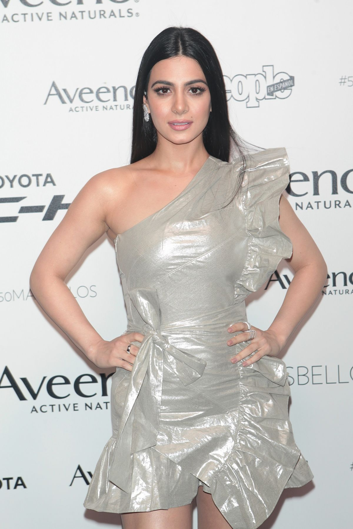 EMERAUDE TOUBIA at People en Espanol