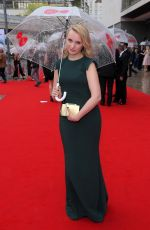 EMILY BERRINGTON at 2017 British Academy Television Awards in London 05/14/2017