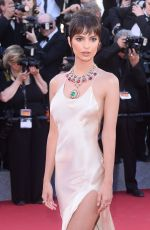 EMILY RATAJKOWSKI at Ismael's Ghosts Screening and Opening Gala at 70th Annual Cannes Film Festival 05/17/2017