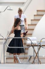 EMILY RATAJKOWSKI Out in Cannes 05/18/2017