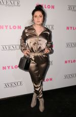 EMMA KENNEY at Nylon Young Hollywood May Issue Party in Los Angeles 05/02/2017