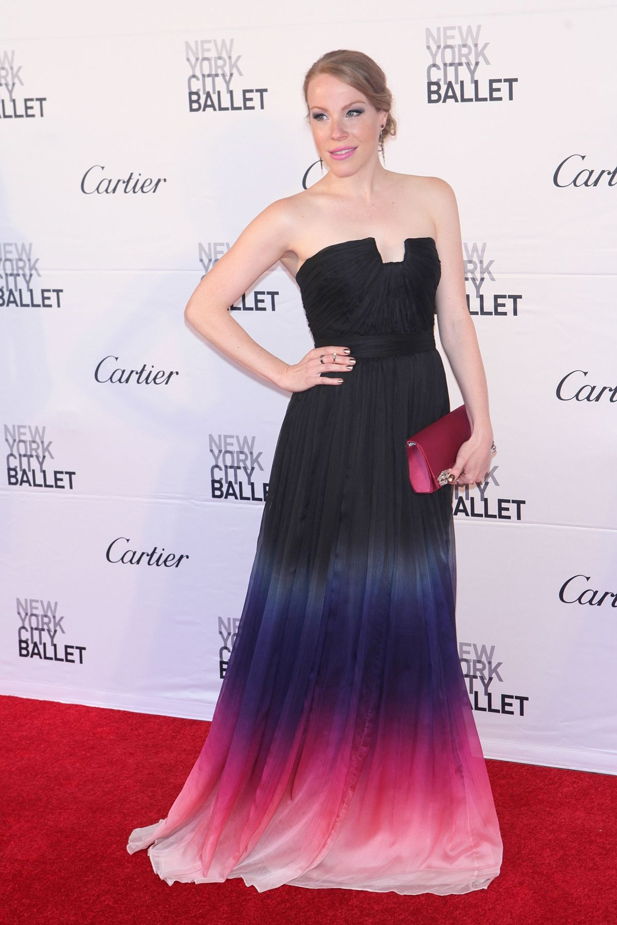 EMMA MYLES at New York City Ballet Spring Gala 05/04/2017