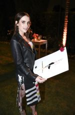 EMMA ROBERTS at Kim Crawford Rose Launch in Beverly Hills 05/09/2017\
