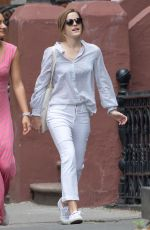 EMMA WATSON Out and About in New York 05/29/2017