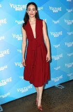 EMMY ROSSUM at Vulture Festival in New York 05/21/2017