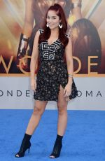 ERIN ROBINSON at Wonder Woman Premiere in Los Angeles 05/25/2017