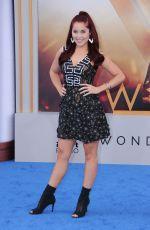 ERIN ROBINSON at Wonder Woman Premiere in Los Angeles 05/25/2017